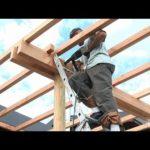 Comment faire une pergola en bois