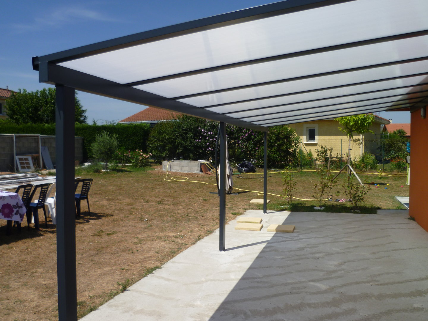 Pergola 6x3 for Photos de pergolas