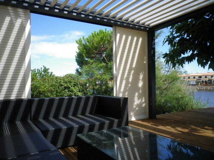 pergola bioclimatique toulouse