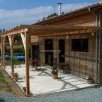 Pergola maison