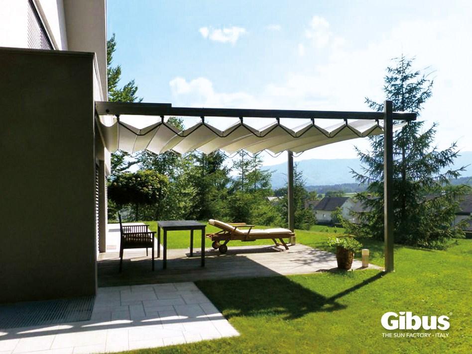pergola murale aluminium. Black Bedroom Furniture Sets. Home Design Ideas