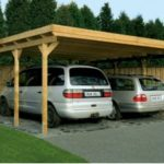 Pergola voiture