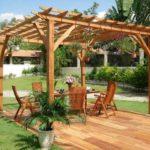 Pergolas en bois pour terrasse