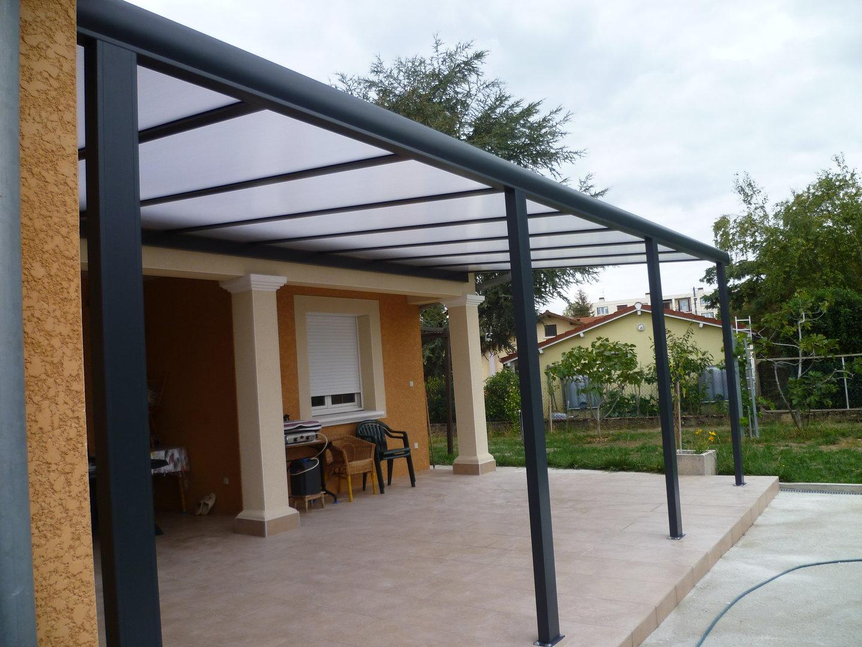 Toiture pergola polycarbonate - Photos pergolas pour terrasse ...
