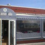 Bache transparente pour terrasse restaurant