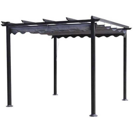 barnum pergola et tonnelle. Black Bedroom Furniture Sets. Home Design Ideas