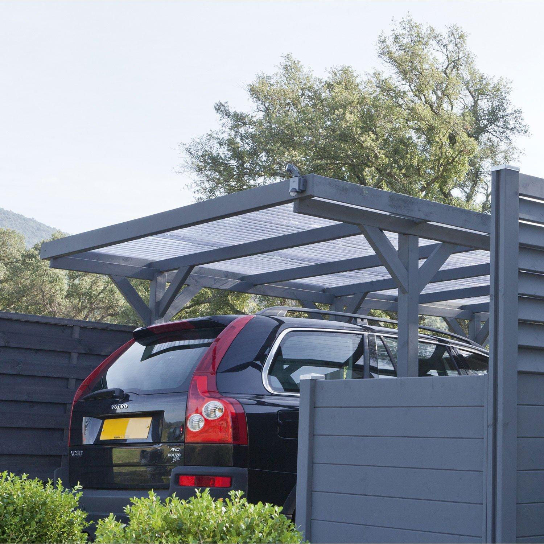 carport aluminium leroy merlin
