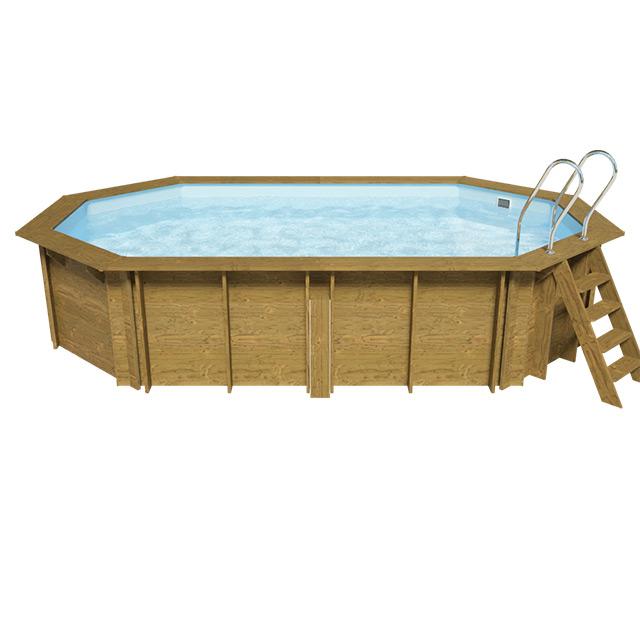 castorama piscine