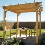 Comment construire un pergola en bois