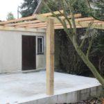 Construire pergola en bois