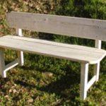 Fabriquer un banc en bois