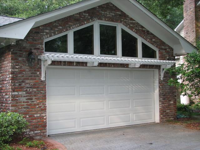 garage pergola kit