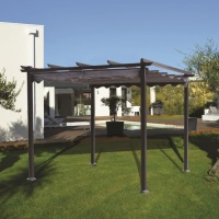 pergola en kit brico depot. Black Bedroom Furniture Sets. Home Design Ideas