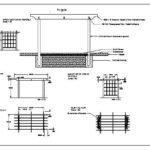 Plan construction pergola