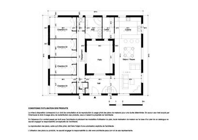 plan patio
