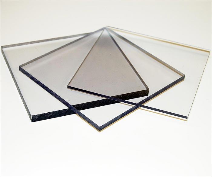 polycarbonate sur mesure