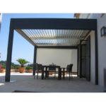 Terrasse bioclimatique