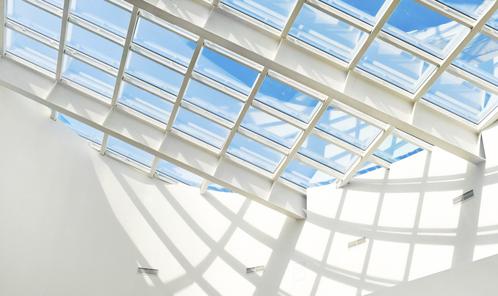 toit en verre