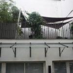 Tonnelle balcon