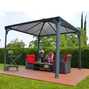 tonnelle terrasse pas cher. Black Bedroom Furniture Sets. Home Design Ideas