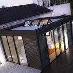 castorama veranda